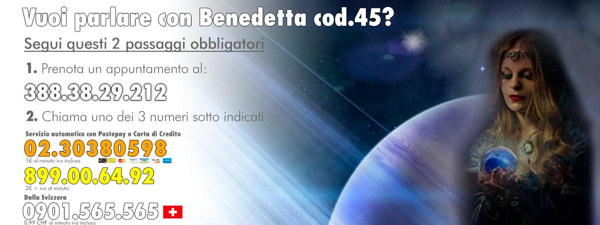 Benedetta Cartomante