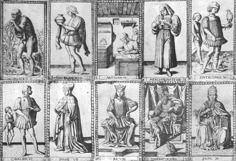 Tarocchi Mantegna