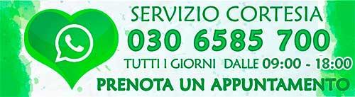 servizio cortesia clienti
